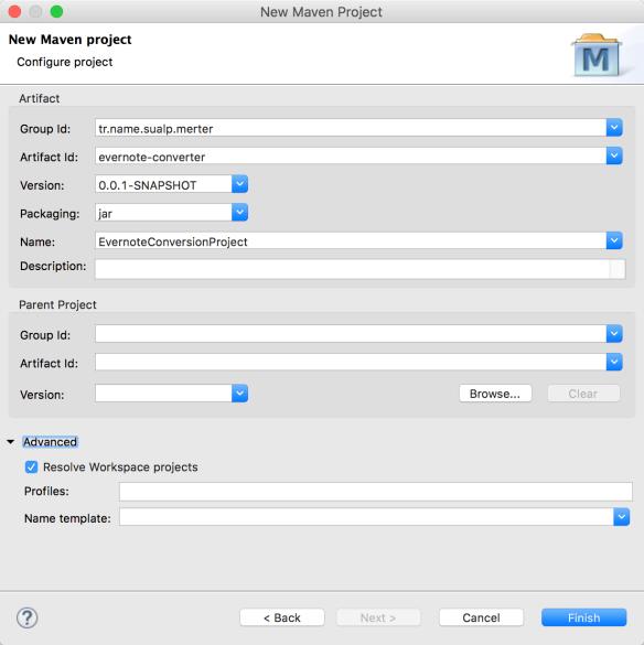 Getting Smaller: Splitting Evernote Notes | Merter Sualp's